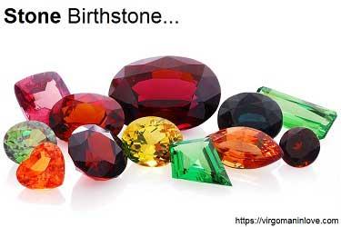Stone Birthstone
