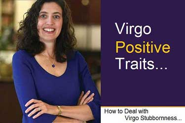 Virgo Positive Traits