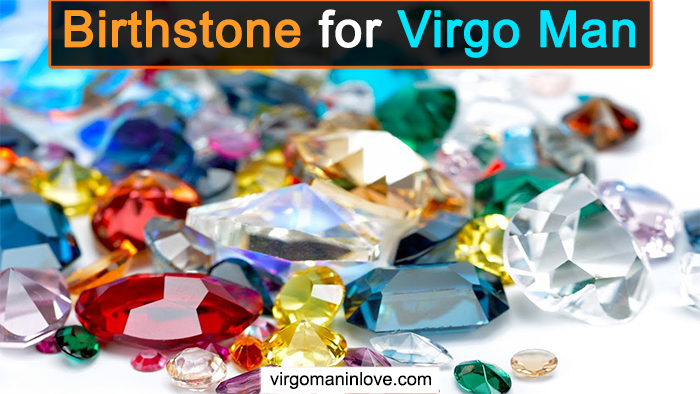 Birthstone for Virgo Man