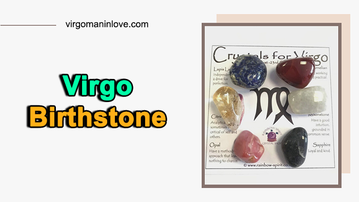 Virgo Birthstone - Sapphire - Explained & Updated
