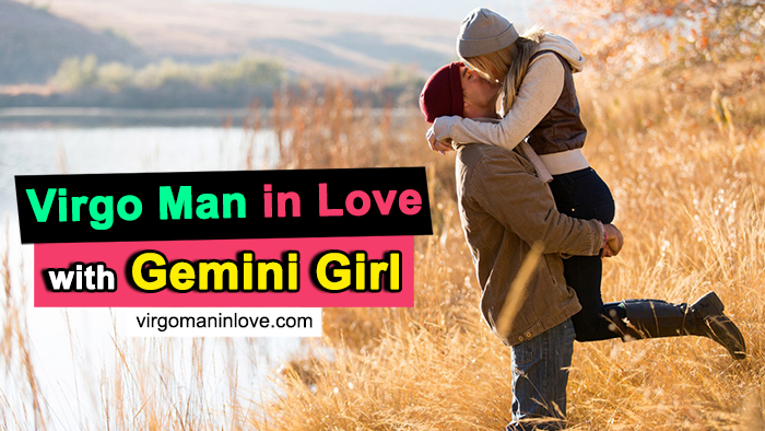 Virgo Man in Love with Gemini Girl